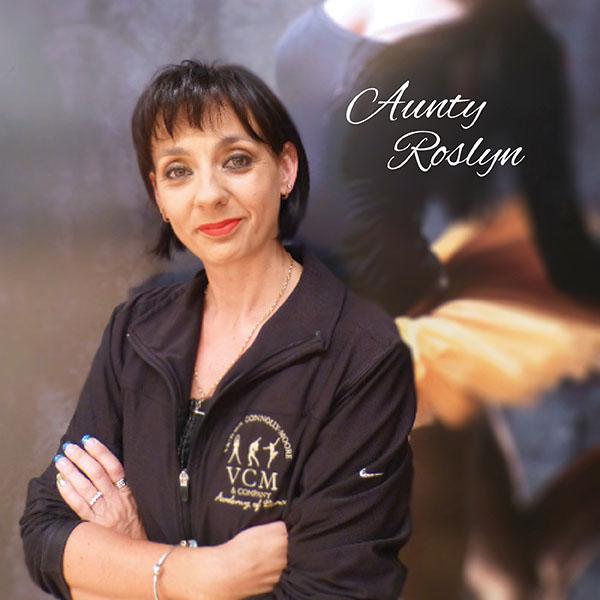 Roslyn Matthews dance teacher Auckland