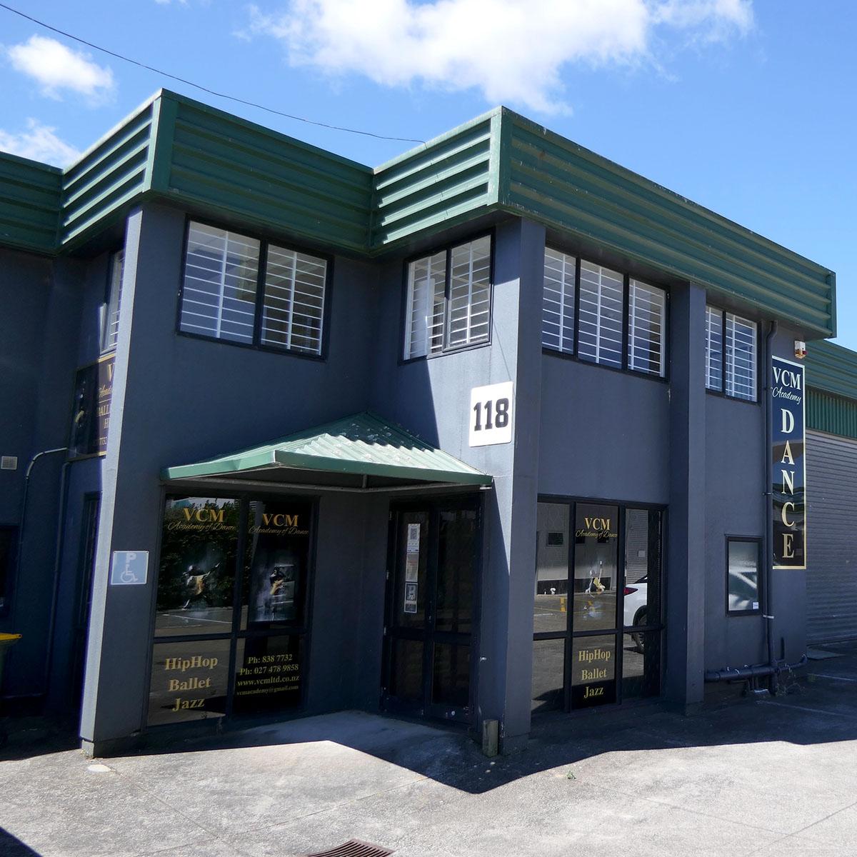 West Auckland's leading dance academy studios in Henderson